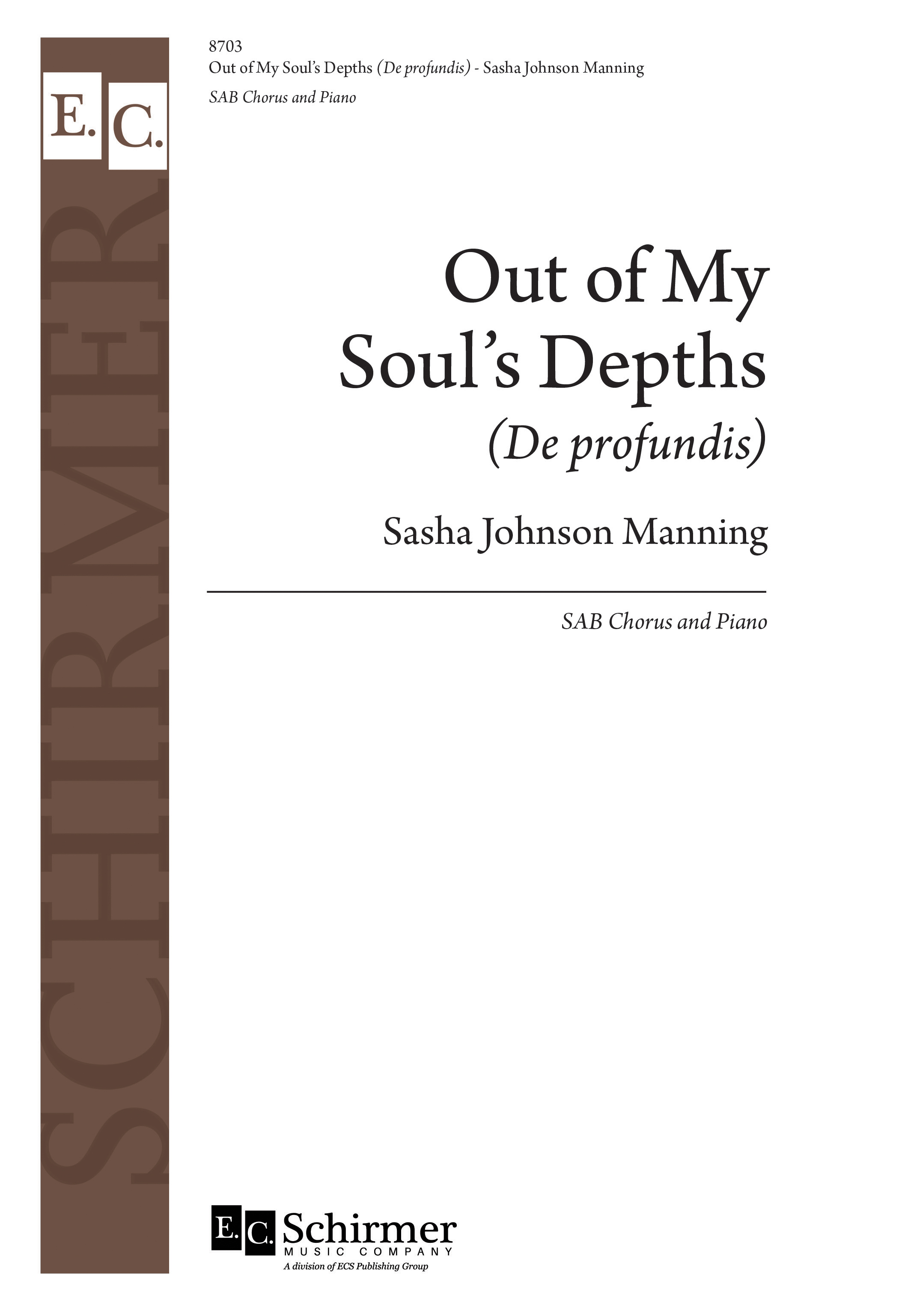Out of My Soul's Depths