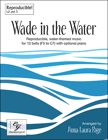 Wade in the Water Cover