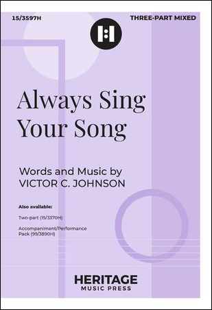 Always Sing Your Song Thumbnail