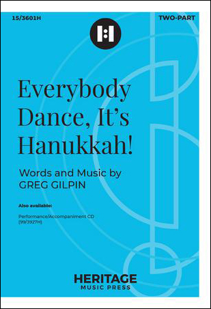 Everybody Dance, It's Hanukkah!