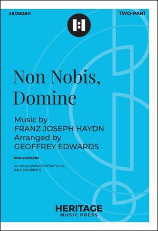 Non Nobis, Domine