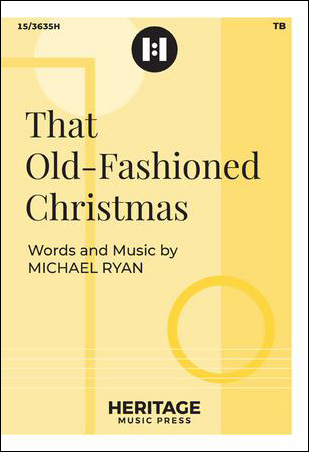 That Old-Fashioned Christmas