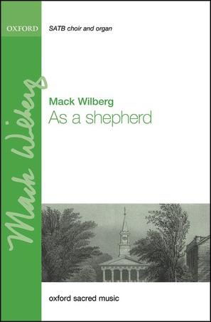 As a Shepherd