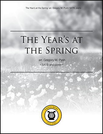 The Year's at the Spring