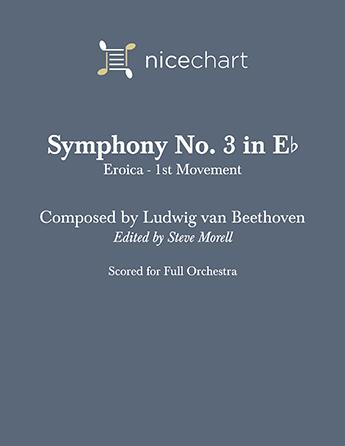 Symphony #3 in E-flat
