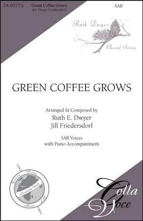 Green Coffee Grows