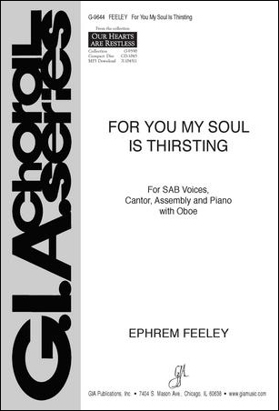 For You My Soul Is Thirsting