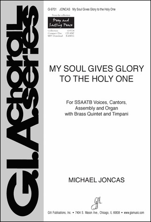 My Soul Gives Glory to the Holy One