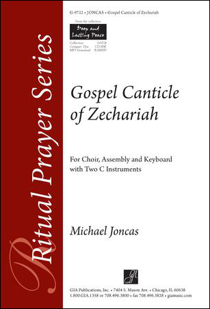 Gospel Canticle of Zechariah