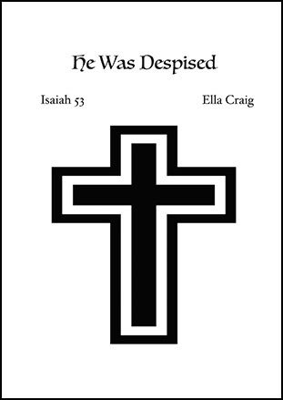He Was Despised