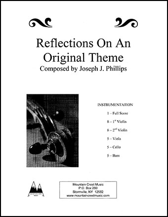 Reflections on an Original Theme