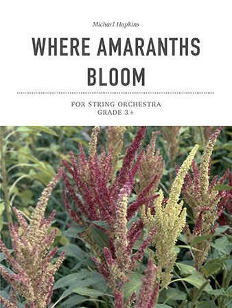 Where Amaranths Bloom