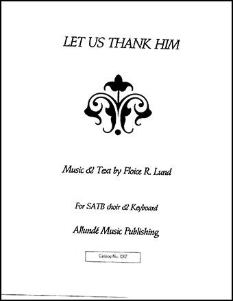 Let Us Thank Him