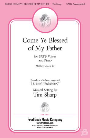 Come Ye Blessed of My Father