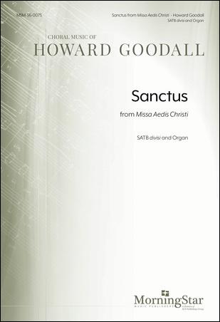 Sanctus from Missa Aedis Christi