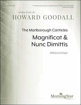 The Marlborough Canticles : Magnificat And Nunc Dimittis