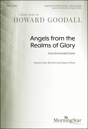 Angels from the Realms of Glory from Enchanted Carols