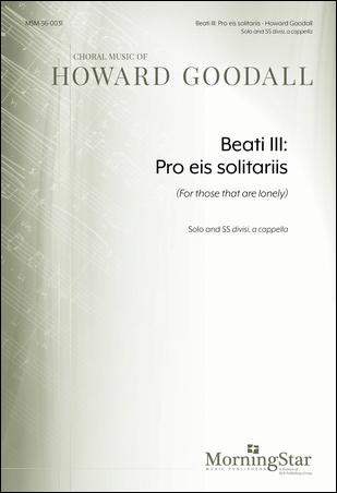Beati III : Pro Eis Solitariis