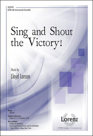 Sing and Shout the Victory!