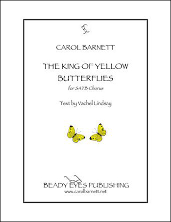 The King of Yellow Butterflies