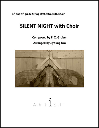Silent Night with Choir