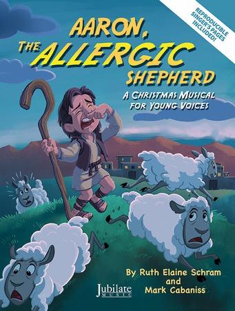 Aaron the Allergic Shepherd  Thumbnail