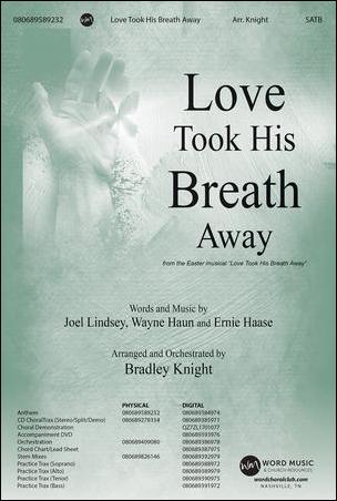 Love Took His Breath Away