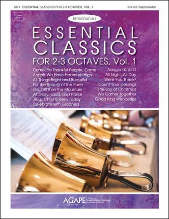 Essential Classics for 2-3 Octaves