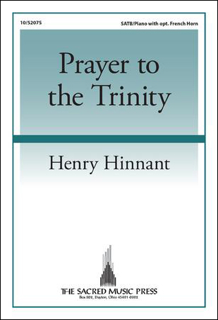 Prayer to the Trinity
