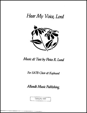 Hear My Voice, Lord