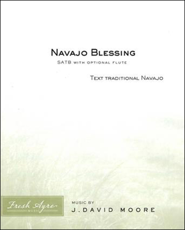 Navajo Blessing Cover