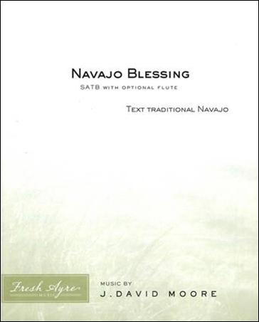 Navajo Blessing