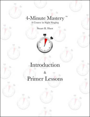 4-Minute Mastery: A Course in Sight Reading
