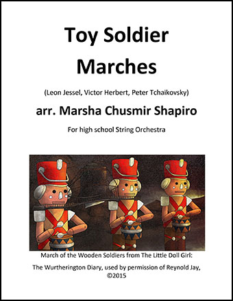 Toy Soldier Marches