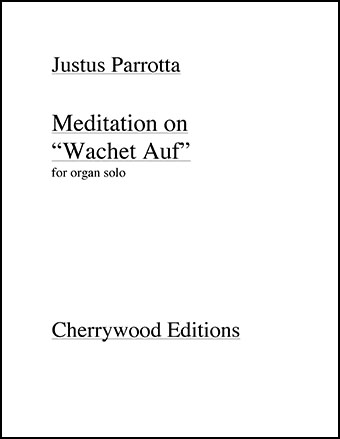 Meditation on Wachet Auf