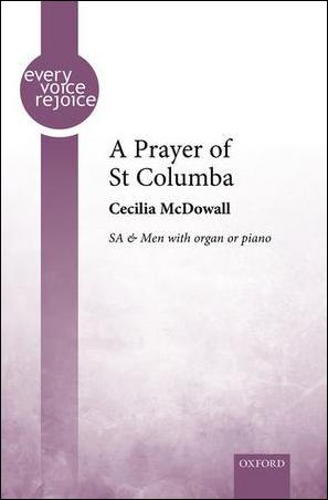 A Prayer of St Columba
