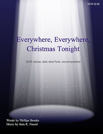Everywhere, Everywhere, Christmas Tonight