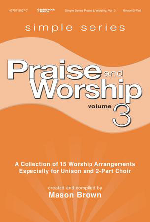 Simple Series Praise and Worship, Vol. 3