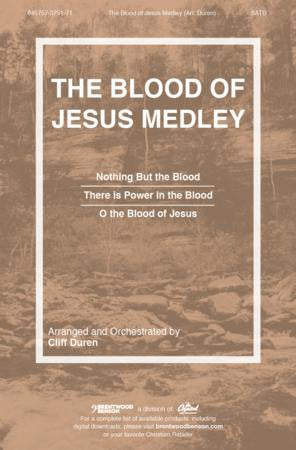 The Blood of Jesus Medley
