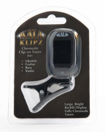 Kala Klipz Clip-On Tuner