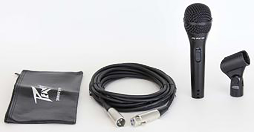 Peavey PVi2 XLR Microphone with XLR Cable