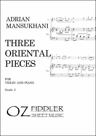 Three Oriental Pieces
