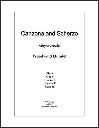 Canzona and Scherzo
