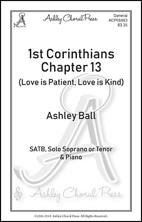 First Corinthians Chapter Thirteen