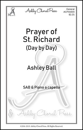 Prayer of St. Richard