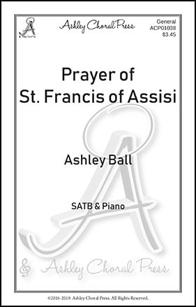 Prayer of St.Francis of Assisi