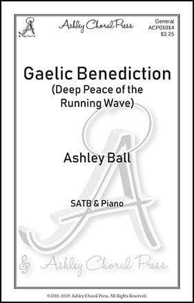 Gaelic Benediction