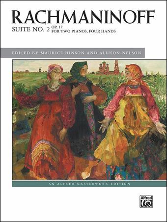 Suite No. 2, Op. 17