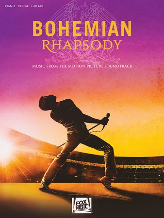 Bohemian Rhapsody vocal sheet music cover
