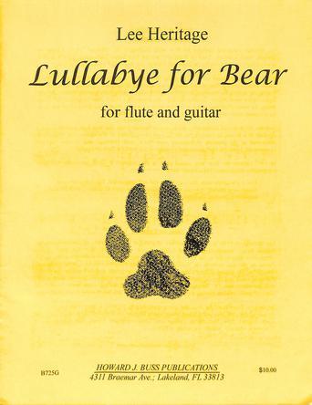 Lullabye for Bear